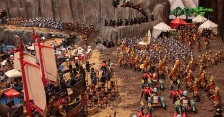 Foto 1 - Más horas de Playmobil y de historia en Garray