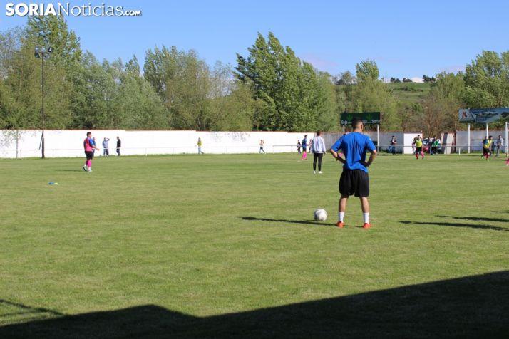 Calasanz-Sampedrana, en imágenes.