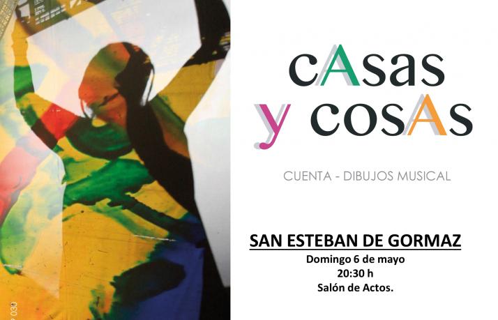 Foto 1 - Tarde de teatro en San Esteban con 'Casas y Cosas'