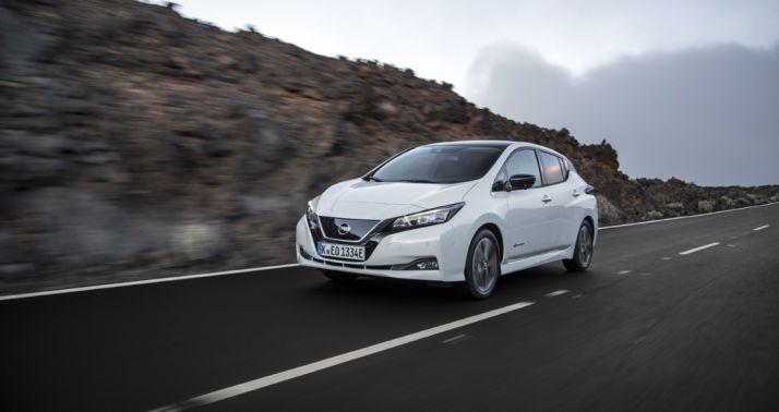Imagen del nuevo modelo de la firma Nissan.