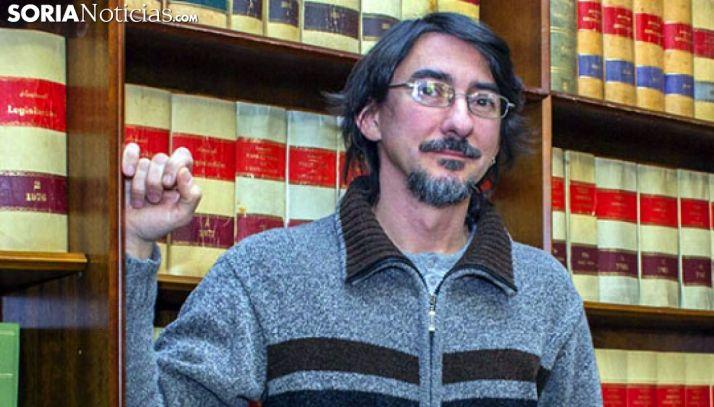 Romero, concejal de Sorian@s. /SN