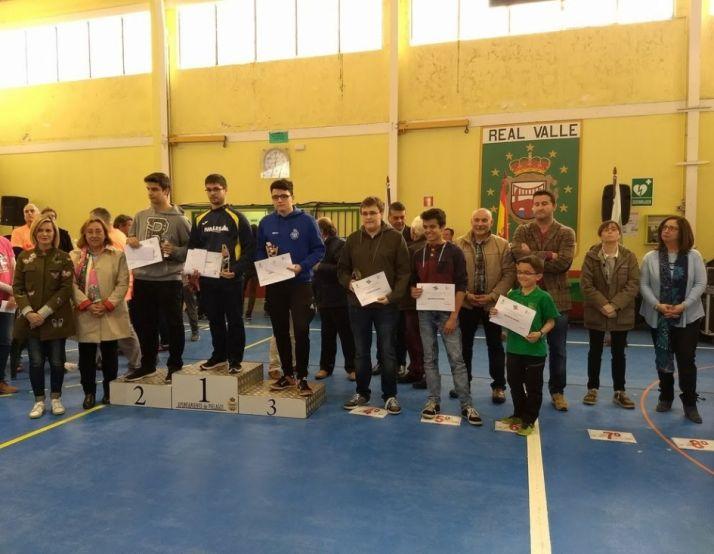 Los Rupérez conquistan el segundo torneo de ajedrez más grande de Europa.