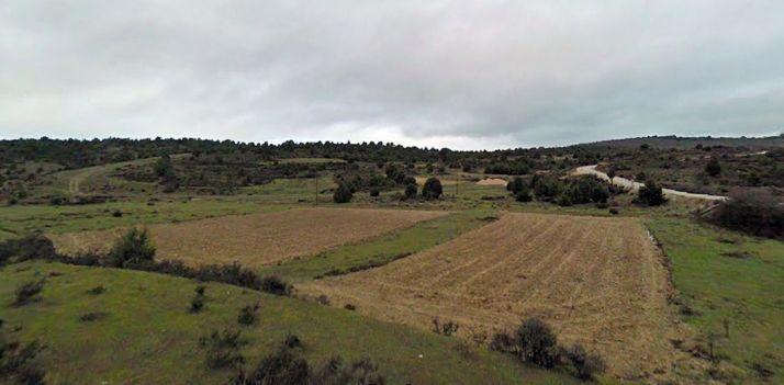 Terrenos de cultivo en Herrera en una imagen de archivo. /GM