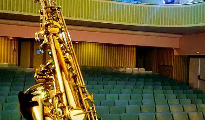 Foto 1 - Este jueves, concierto de saxofón a favor de Cáritas
