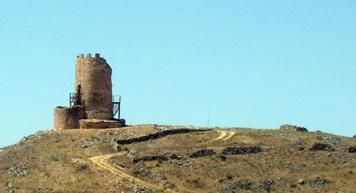 Torre Melero, en La Riba de Escalote. /Jta.