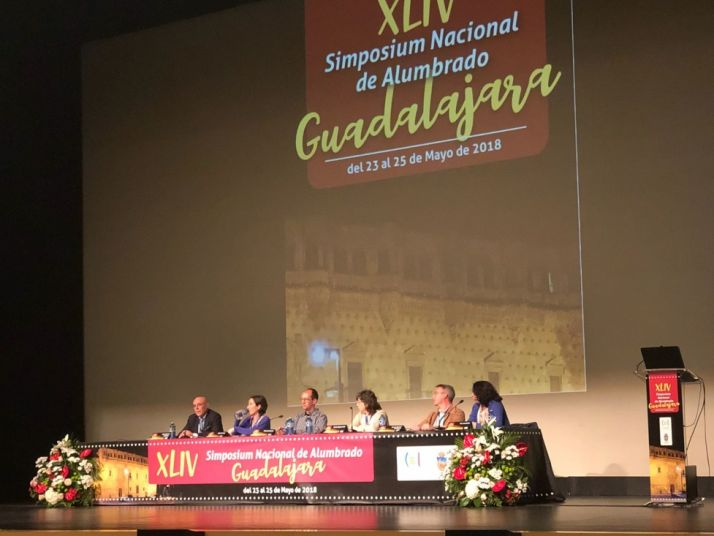 XLIV Simposium Nacional de Alumbrado celebrado en Guadalajara.
