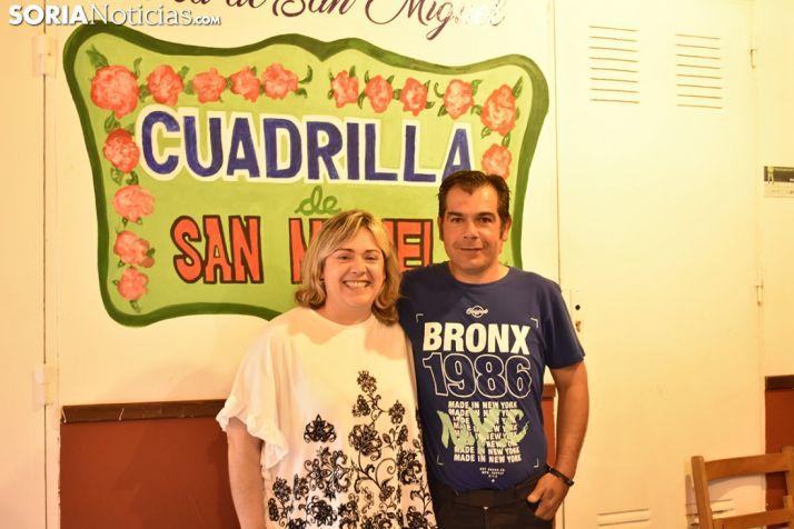 San Miguel 2018: La Saca une a una sanjuanera de pro con un amante del caballo