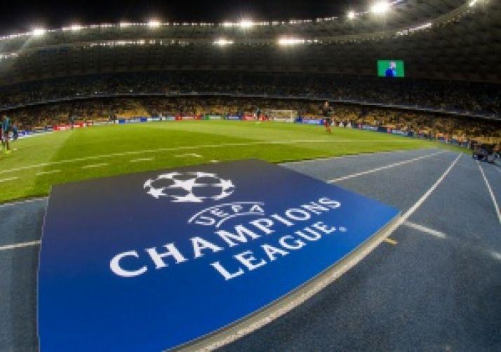 Partido de Champions.