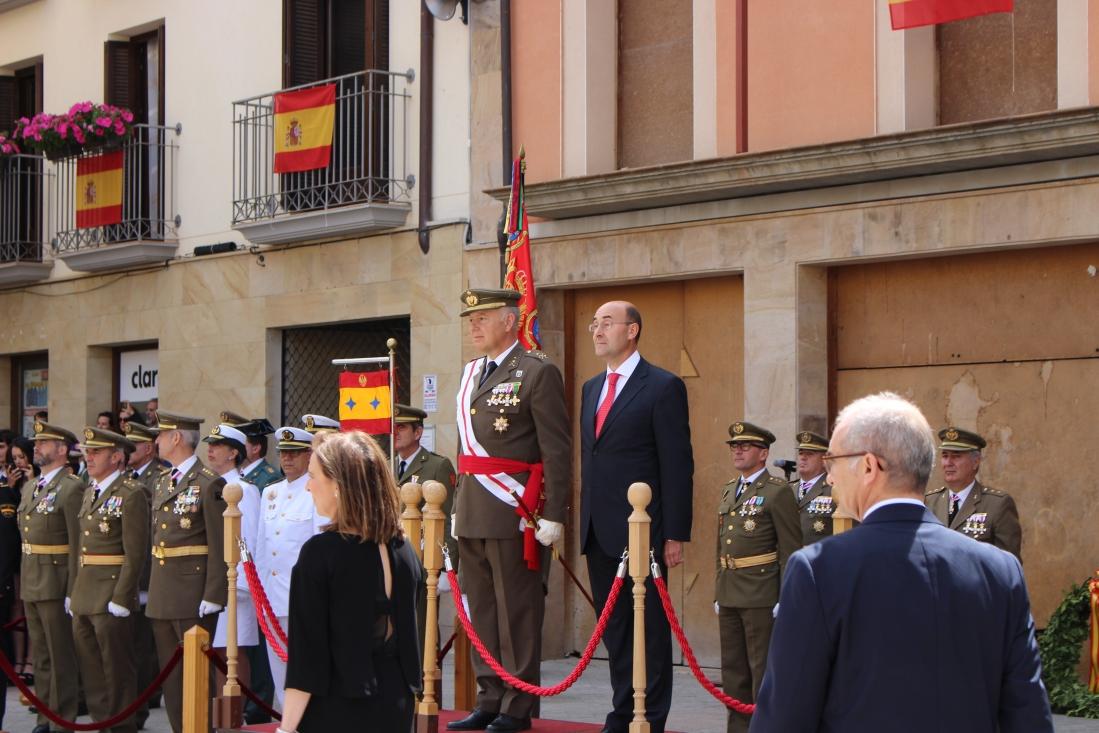 Emotiva Jura De Bandera En Agreda Sorianoticias