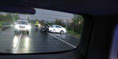 AMPLIACIÓN. Dos heridos graves y tres leves en un accidente en Valonsadero