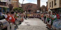 Salida de la Comitiva oficial de San Juan 2018. SN.