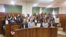 El reencuentro de la XIII promoción de Enfermería (1990-1993) en Soria