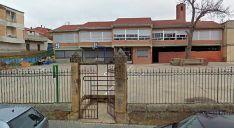 Una imagen del colegio de Tardelcuende. /GM