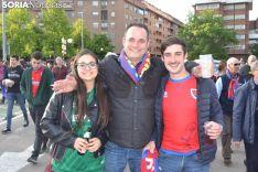 Imágenes del día de hoy en Soria.