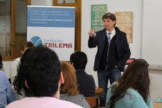 Emprendimiento social y educación transformadora, la visita de Ashoka y el alcalde a Trilema Soria