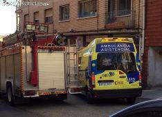 Foto 3 - Los bomberos intervienen por una vecina que no contestaba en su domicilio