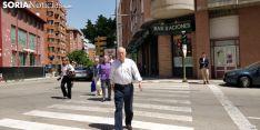 Margallo en Soria.