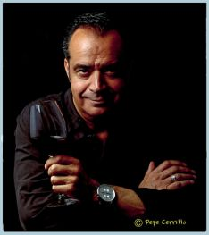 Pepe Cerrillo, autor de la muestra. /PC