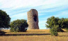 Una imagen de la construcción medieval.
