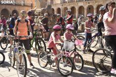 Imágenes del Día de la Bicicleta. /EM