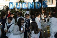 Una imagen de la fiesta. /Arturo Martín