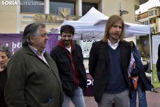 Pablo Fernandez en Soria / José Herrero
