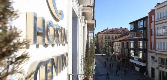 Un establecimiento de hostelería en la capital.