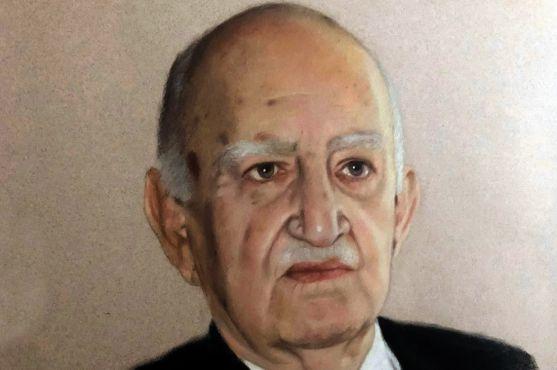 Federico de Nárdiz y Bernaldo de Quirós, primer presidente de FOES. /FOES