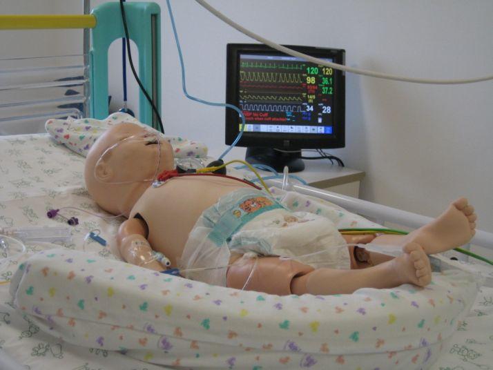 Foto 1 - Castilla y León acoge un curso de simulación en neonatología, pionero en España