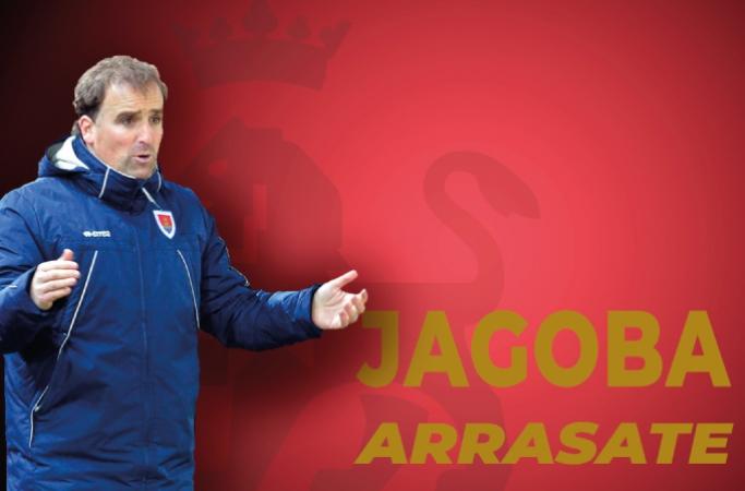 Foto 1 - Arrasate, nuevo entrenador de Osasuna