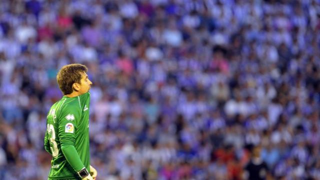 Foto 1 - Crónica Real Valladolid-CD Numancia (1-1): Un Numancia de Primera se queda en Segunda
