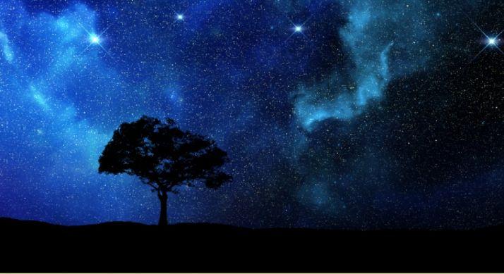 Foto 1 - Tiermes volverá este año a enamorar con su cielo nocturno