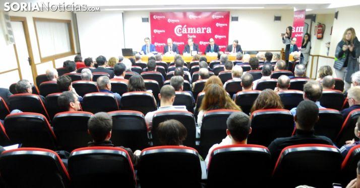 55 candidaturas en las elecciones a las 18 vocalías del Pleno de la Cámara
