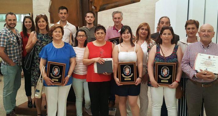 Foto 1 - Los donantes sorianos, reconocidos en CyL