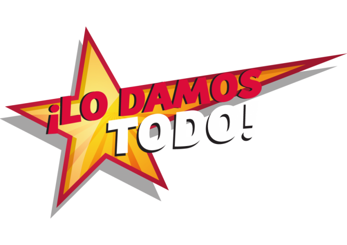 Los ganadores de Lo Damos Todo 2018