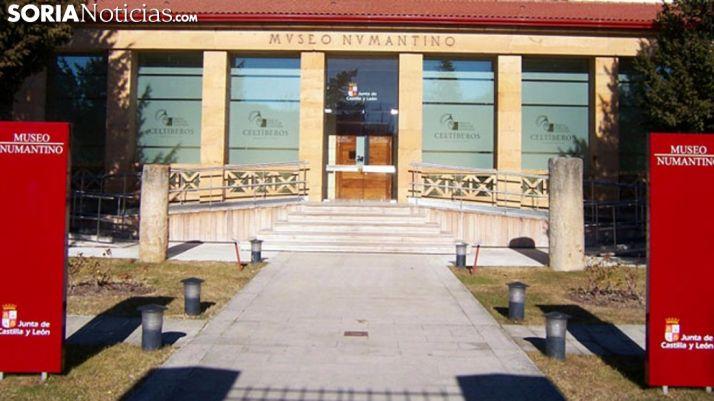 Entrada principal al museo. /SN