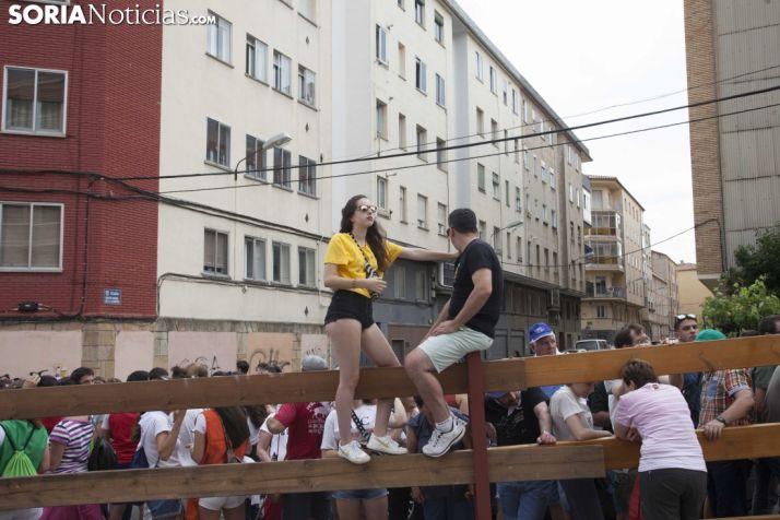 La Saca / María Ferrer
