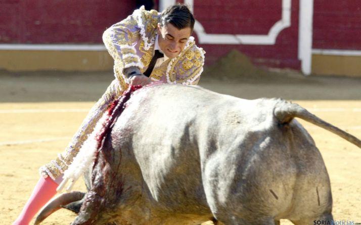 Imagen del último ganador del trofeo, Paco Ureña.