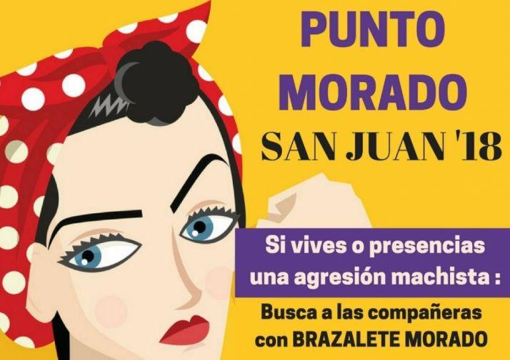 Foto 1 - Las feministas se organizan ante posibles agresiones en San Juan