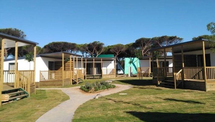Foto 1 - Los campings de CyL rozarán el 80% de ocupación en verano