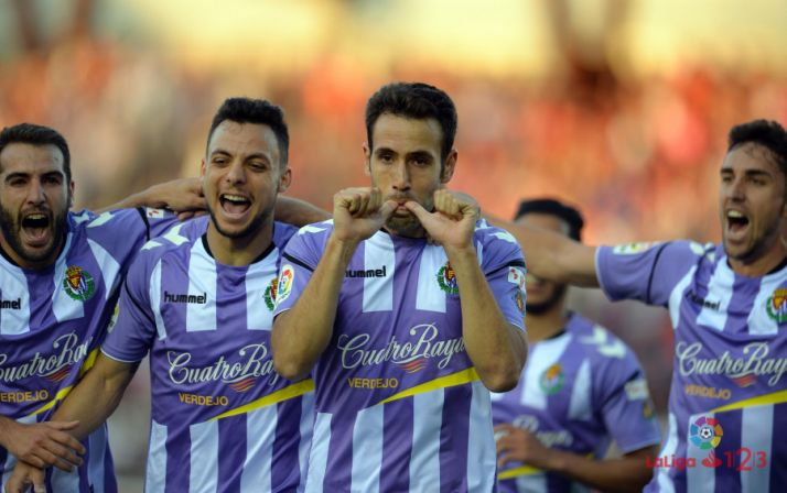 El Valladolid asalta Los Pajaritos y tiene autovía hacia Primera