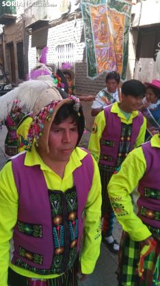 Celebración de Santiago de Bombori.