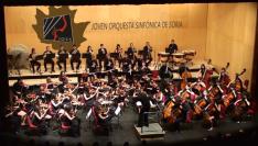 Joven Orquesta de Soria.