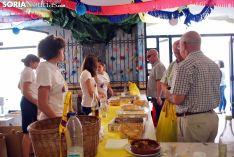 Una imagen del reparto de este Domingo de Calderas. /SN
