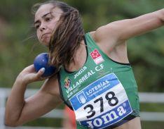 Carmen Ramos pulveriza el récord de España de combinadas en el Nacional sub23 de Soria