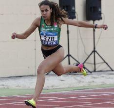 Foto 2 - Carmen Ramos pulveriza el récord de España de combinadas en el Nacional sub23 de Soria