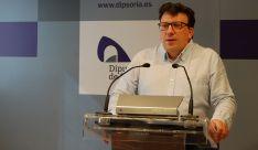 Jesús Cedazo, diputado responsable del área de Desarrollo Económico y Turismo. /Dip.