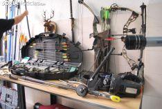 Algunos de los objetos recuperados de la Operación Cadnas. /SN