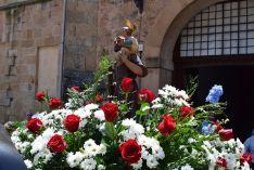 Foto 3 - Galería de imágenes de la bendición de vehículos en Soria