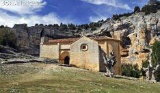 Imagen de la ermita de San Bartolomé. /SN